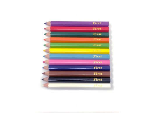 F-CP01-12_Half Size Colored Pencil