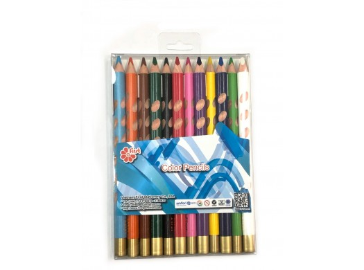 F-CP46-12_Groove Jumbo Colored Pencil