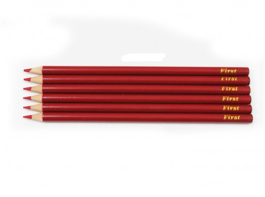 F-CP48-06_Red Checking Pencil