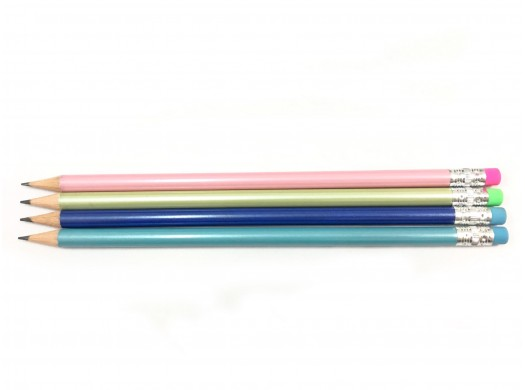 F-GP17_Pearlescent Barrel Pencil